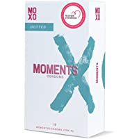 Moments Dotted Condom (Pack of 10)
