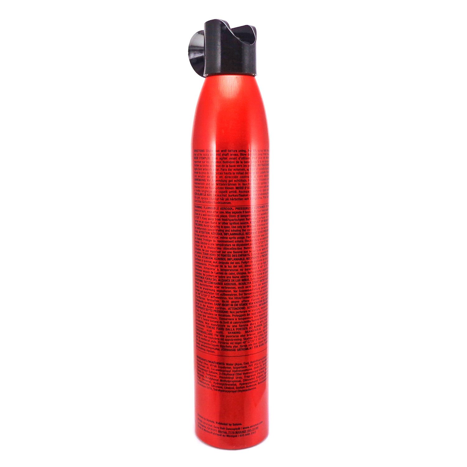 Sexy Hair Big Sexy Hair Root Pump Plus Mousse Unisex Spray, 10 Ounce by Sexy Hair (Image #2)