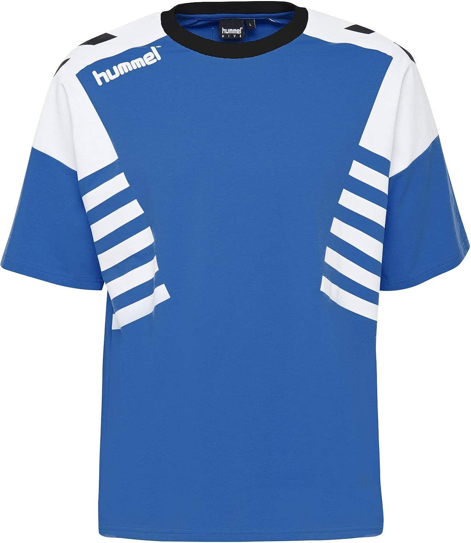 Hummel Hive Constantin Camiseta French Blue: Amazon.es: Ropa y ...