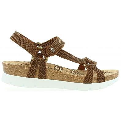 Sandales pour Femme PANAMA JACK SALLY SNAKE B3 NAPA CUERO mYCITltt