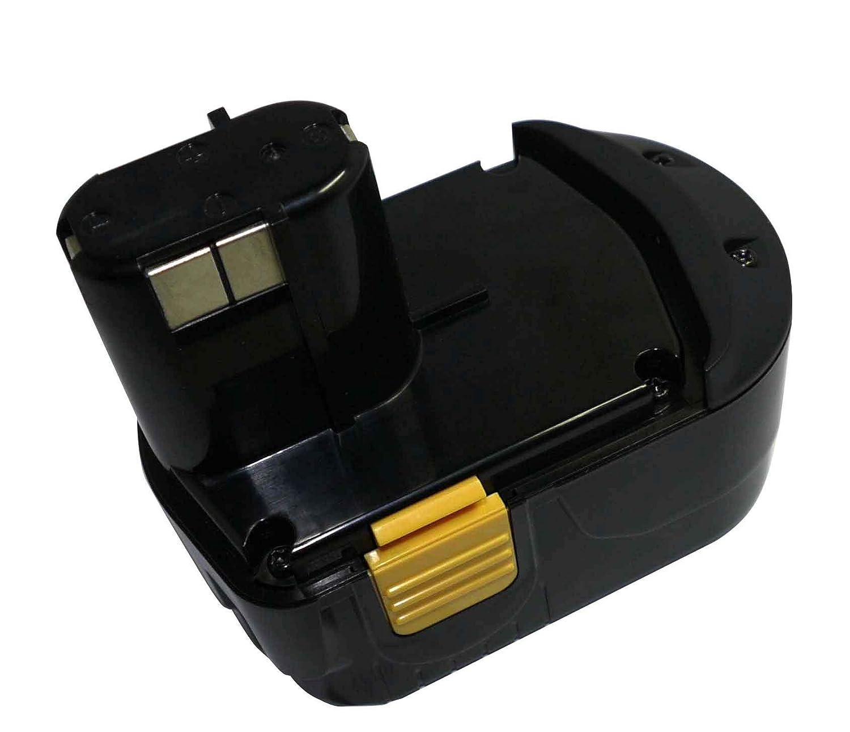 PowerSmart® 18V 3000mAh NIMH batteria per Hitachi C, CJ, CR, DH, DS, DV, G, WH, WR Serie Eb 1814SL, EB 1820L, EB1820, EB 18B, EBM 1830, BCL1815, 322437, 322876, 322877, 322881, 323016, 323564, 323902, 324365