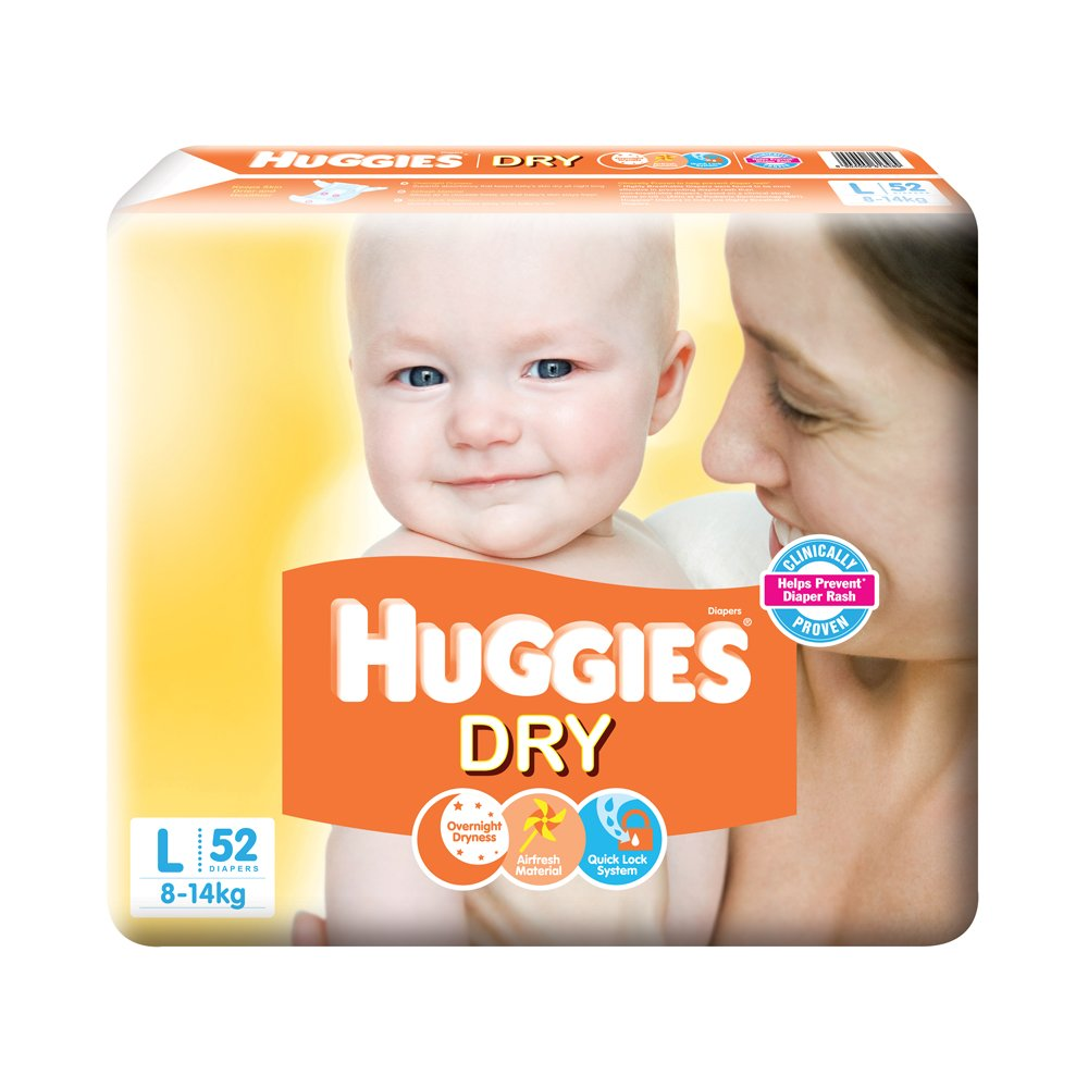 Regular Diapers Buy Online At Low Prices In India Pampers Premium Care Tape Nb 52 Huggies New Dry Large Size Counts