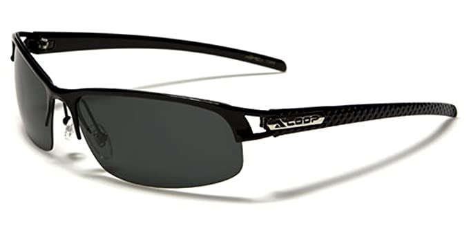 X-Loop Polarized Men Women Stylish Lightweight Oval Shades Perfect for  sports 1ae508c56