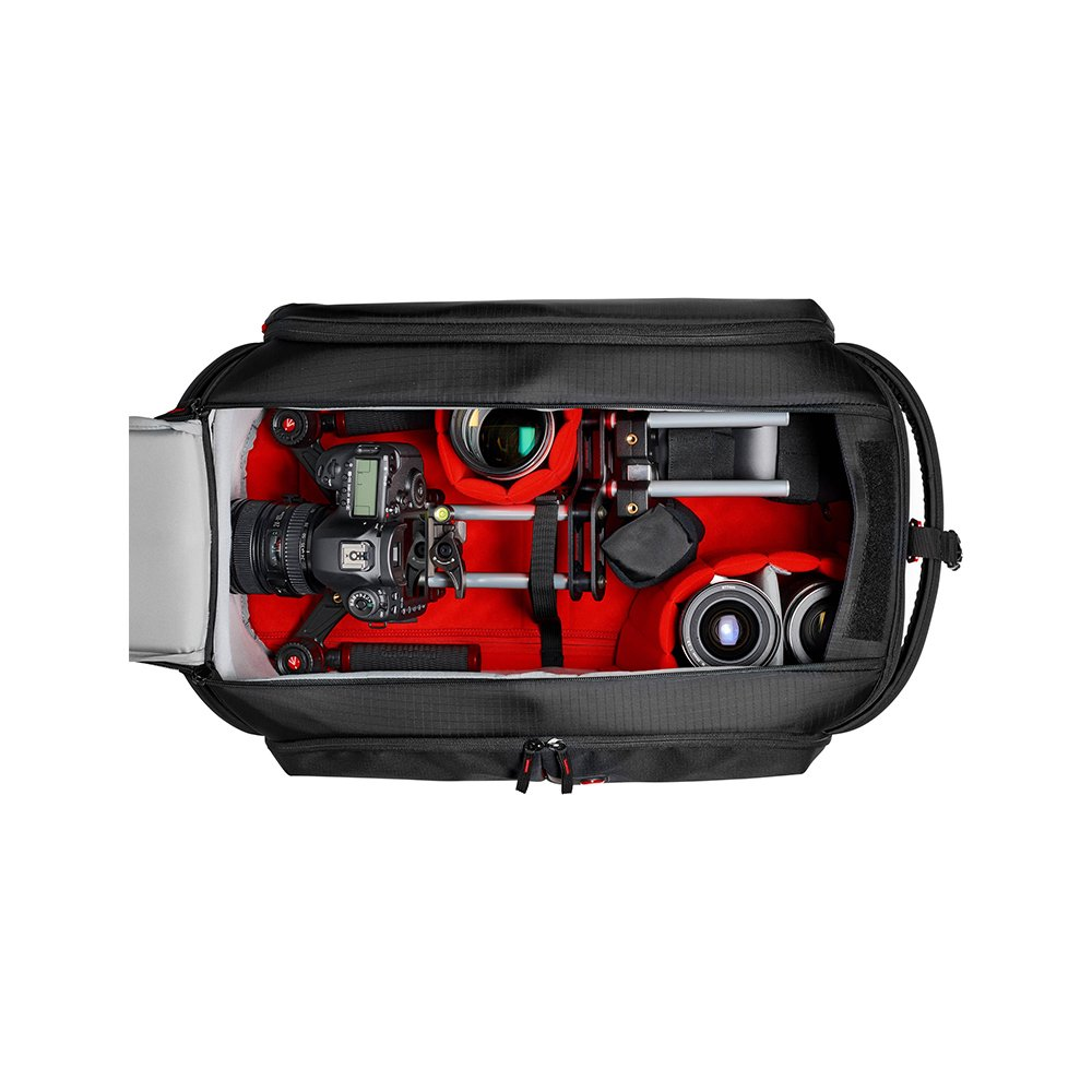 Manfrotto Pro Light Video Camera Bag, Black, Compact (MB PL-CC-192N) by Manfrotto (Image #4)
