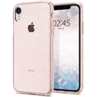 Spigen 8809613763898 Liquid Crystal iPhone Xr Glitter Rose Phone Case