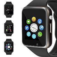 WJPILIS Smart Watch Touchscreen Bluetooth Smartwatch Wrist Watch Sports Fitness...