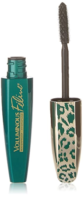 L'Oréal Paris Voluminous Feline Waterproof Mascara, Black, 0.26 fl. oz.