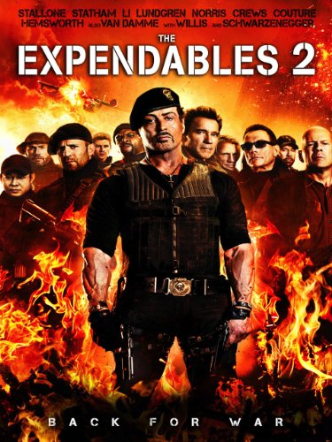 The Expendables 2 part of The Expendables