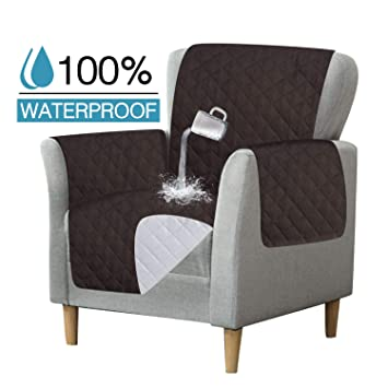 Pleasant Rhf 100 Waterproof Chair Covers Chair Cover Chair Slipcover Chair Covers For Living Room Chair Cover For Dogs Chair Protector Machine Washable Squirreltailoven Fun Painted Chair Ideas Images Squirreltailovenorg