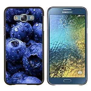 """For Samsung Galaxy E7 E700 , S-type Planta Naturaleza Forrest Flor 81"""" - Arte & diseño plástico duro Fundas Cover Cubre Hard Case Cover"""