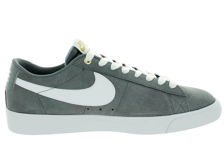 Nike Blazer Hombres Bajos Sandalias Blancas KderfX