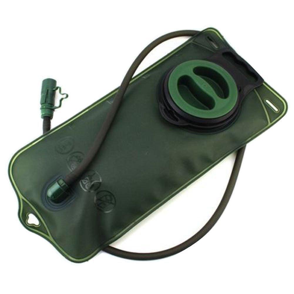 jiaqinsheng 2L Sistema de hidratación bolsa de agua bolsa mochila Camelbak Paquete Senderismo Campamento