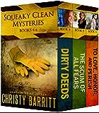 Squeaky Clean Mysteries Book Bundle, Books 4-6 (Squeaky Clean Bundles 1)