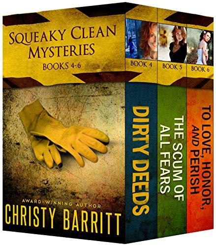 Squeaky Clean Mysteries Bundle Bundles ebook product image