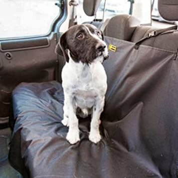 Car Dog Seat Cover Bench Style Waterproof By Monsta Cover