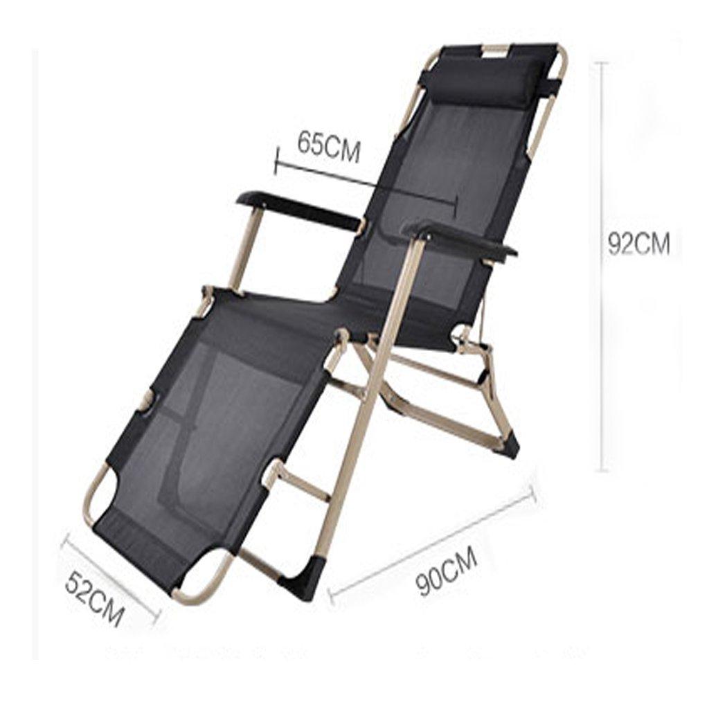 Amazon.com: NUBAO Silla plegable de cama individual, cama de ...