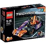 LEGO - Kart de competición, multicolor (42048)