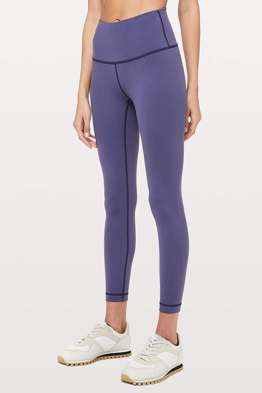 59c1e7de85 Amazon.com: Lululemon High Times Pant Full On Luon 7/8 Yoga Pants: Clothing