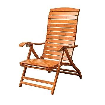 Sillas plegables Ocio Lounge Chair Bamboo Mecedora Old Lunch ...