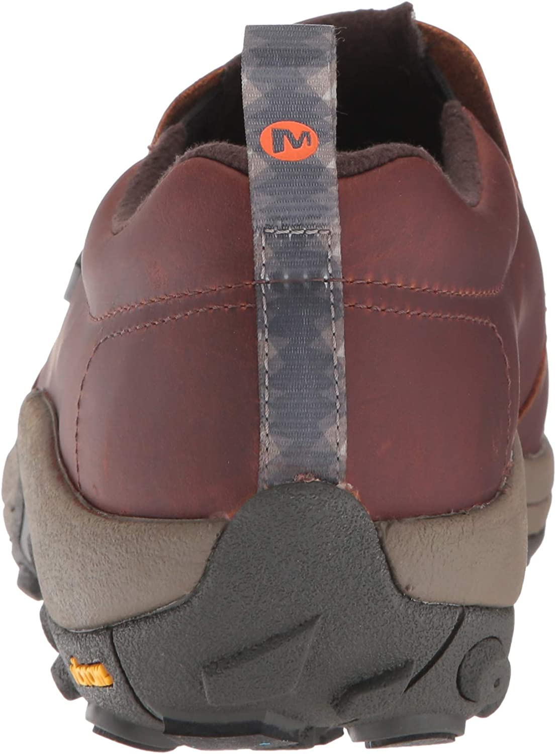 Moccasin Merrell Mens Jungle Moc Leather Waterproof Ice