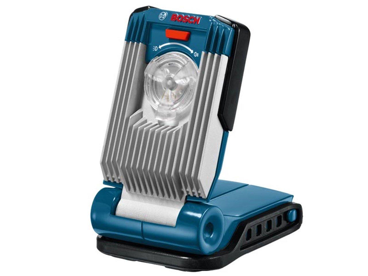 Bosch Professional Lampada LED da Lavoro, 14.4 V, Batteria agli Ioni di Litio, Blu VARILED
