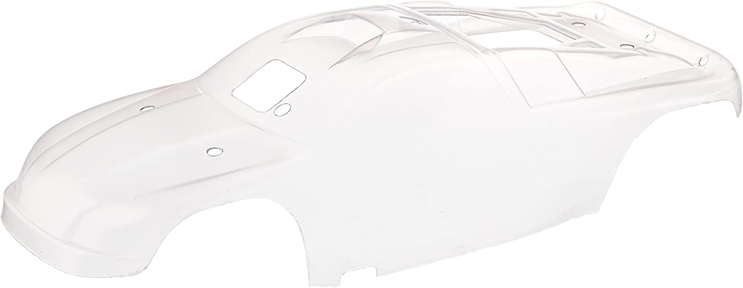 Traxxas 5511 Clear Jato Body with Wing and Decal Sheet