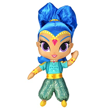 Shimmer & Shine 6 Inch Shine Plush by Fisher-Price: Amazon.es ...