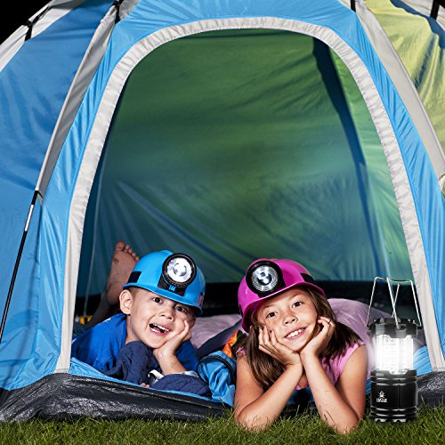 Portable-Tough-LED-Lantern-by-Lights-Up-Lanterns-Great-for-Outdoor-Hiking-Camping-Lights-or-Emergency-Outage-Use-2-Pack-with-Batteries-Included