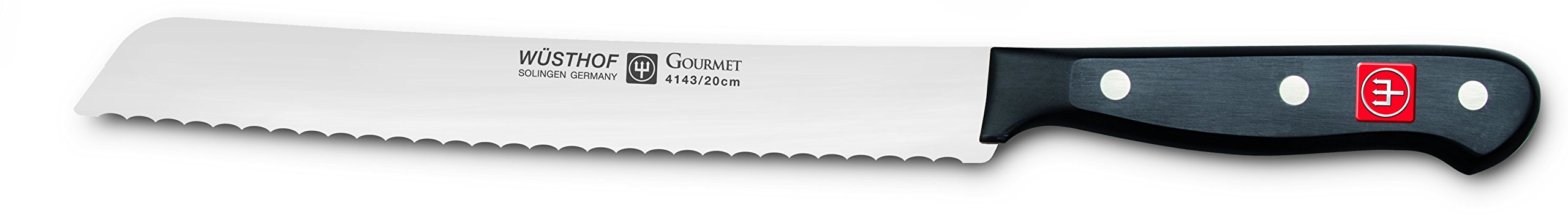 Wusthof Gourmet 8'' Bread Knife