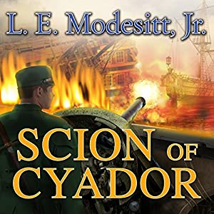 Scion of Cyador Audiobook