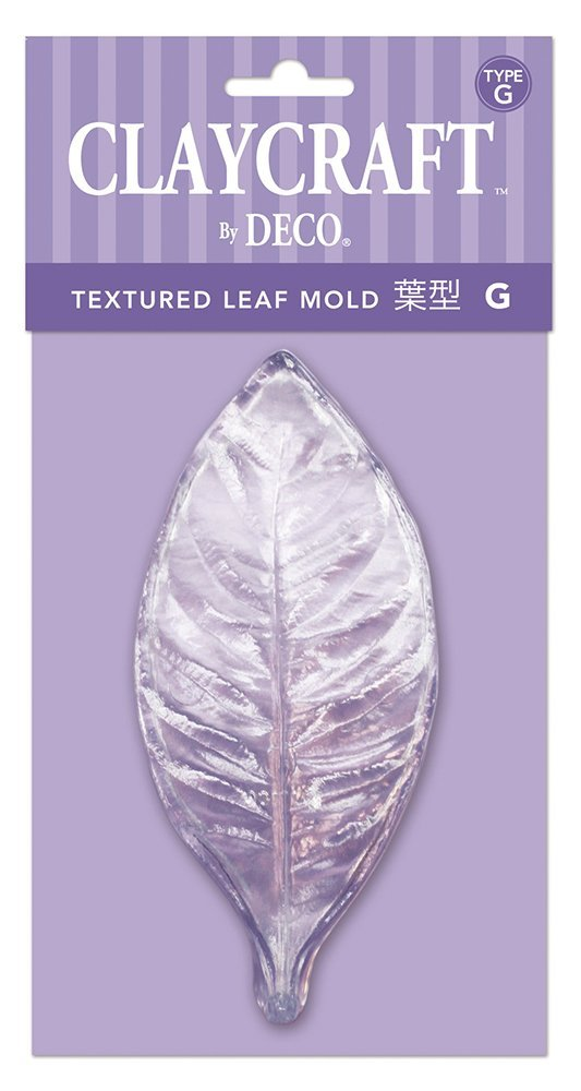 Type G. Textured Leaf Mold DECO 1310