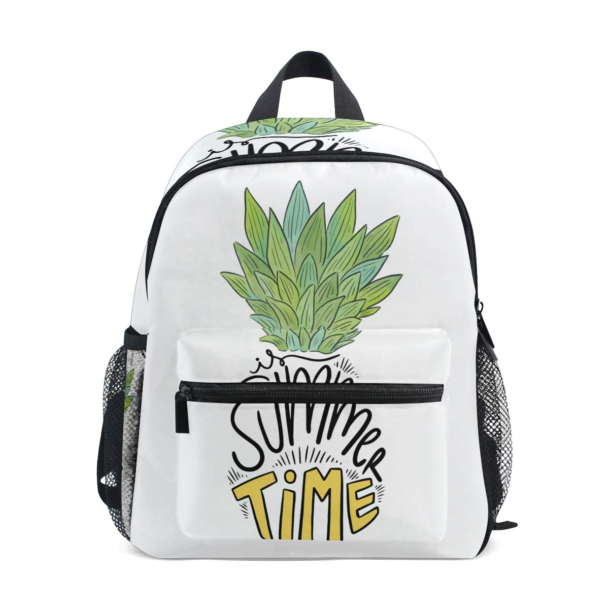 Watercolor Floral Kids Backpack