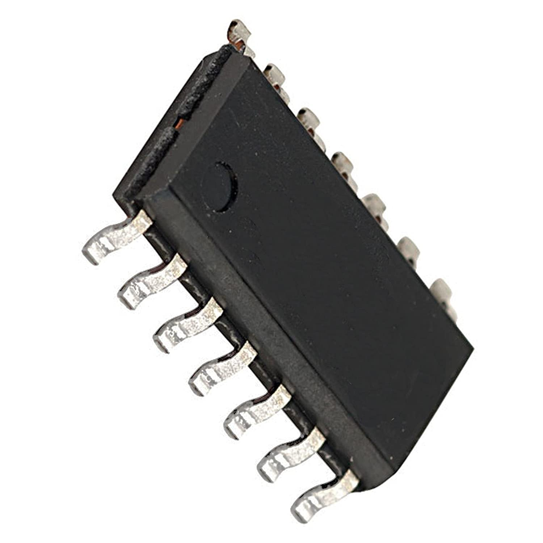 2x HEF4011Bt 4011 Quad 2 Input Nand Gate C-MOS IC SO-14 SMD NXP