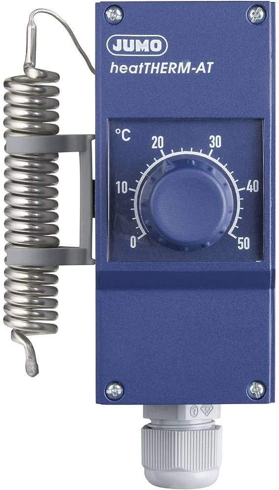 Termostato para montaje en superficie, heattherm-at Jumo 603070 ...