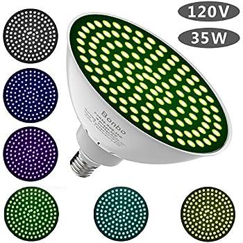 J J Color Splash 3g Led Pool Light 14v Replacement Bulb Lpl P1 Rgb 12 Home