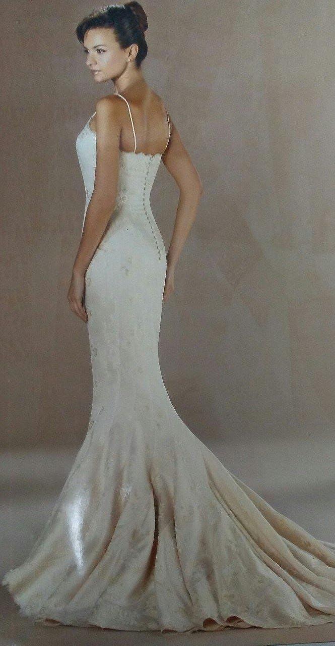 20065ce77 HIGAR NOVIAS Wedding Dress at Amazon Women s Clothing store