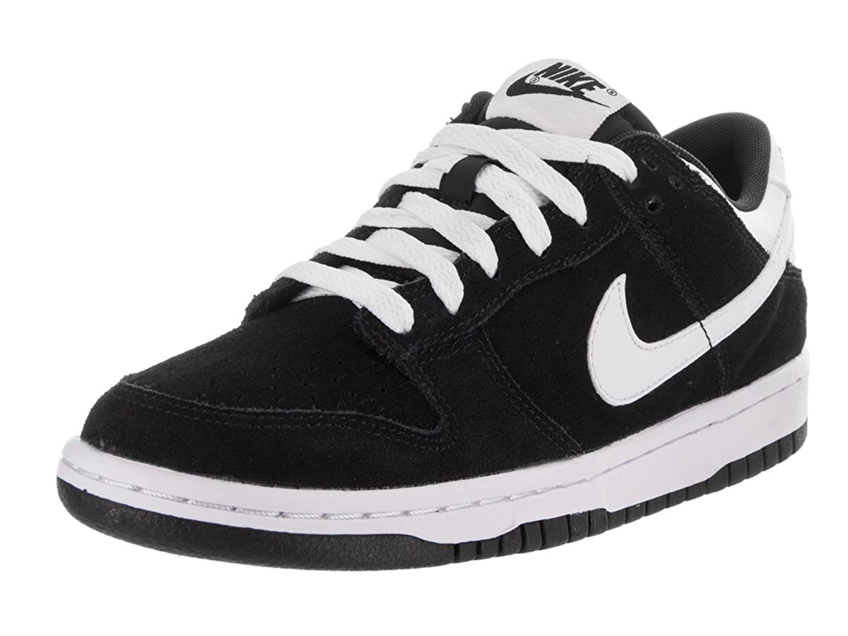 new arrival 7e87a f0924 Nike Kids Dunk Low (GS) Skate Shoe 6.5 Black