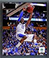"John Wall University of Kentucky Wildcats 2010 Action Photo (Size: 17"" x 21"") Framed"