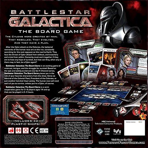 Fantasy Flight Battlestar Galactica