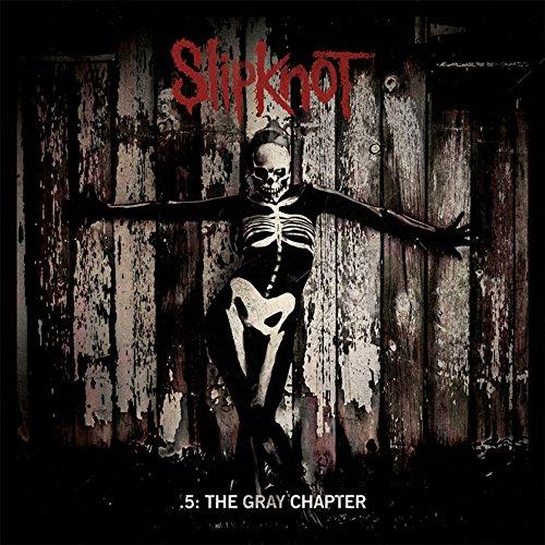 Slipknot: .5: The Gray Chapter (Audio CD)