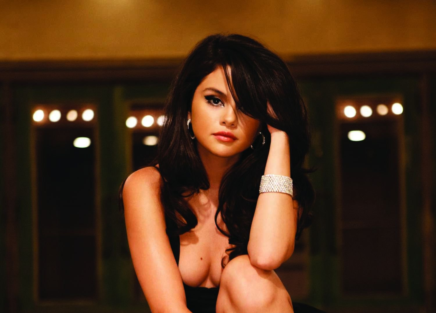 Image result for Selena Gomez Ft. The Weeknd - Make Me Feel