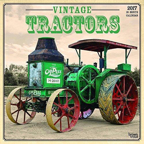 Tractors, Vintage 2017 Square