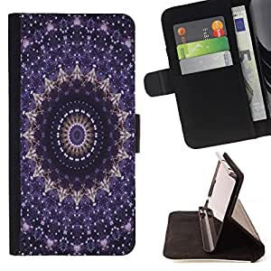 - Retro art Pattern - - Wallet Pu Leather Credit Card Holder Pouch Case Cover FOR Samsung Galaxy S4 IV I9500 Retro Candy