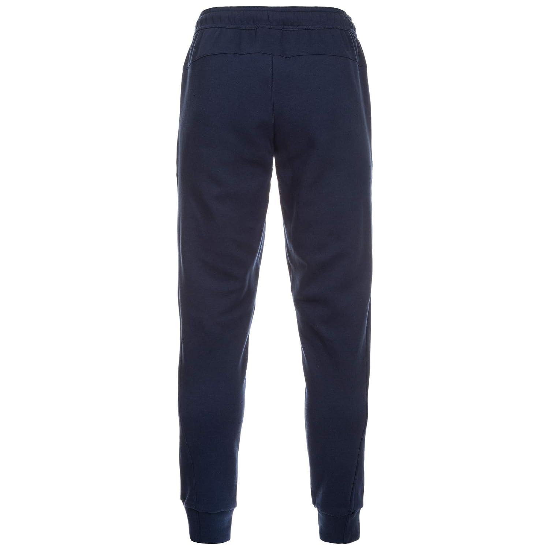 Reebok Crossfit Forro Polar Pantalón de chándal para Hombre, Azul ...