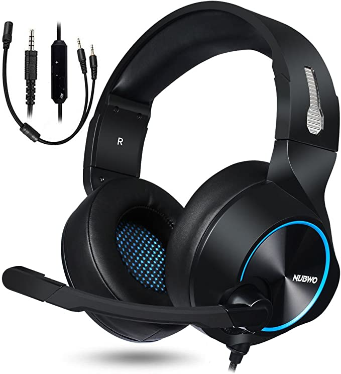 NUBWO PS4 Headset, Stereo Surround