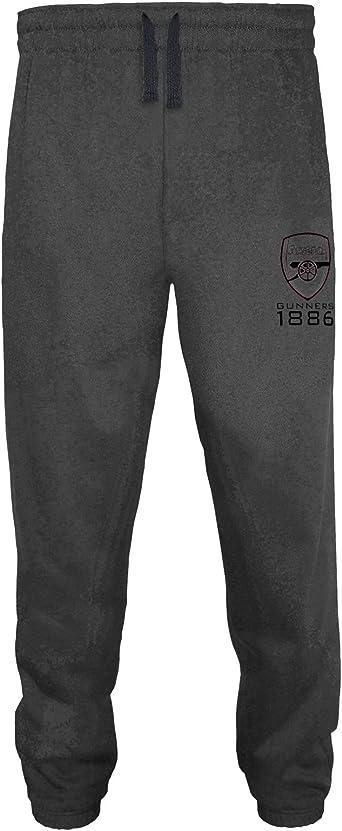 Arsenal FC - Pantalón de Fitness para Hombre - Forro Polar ...