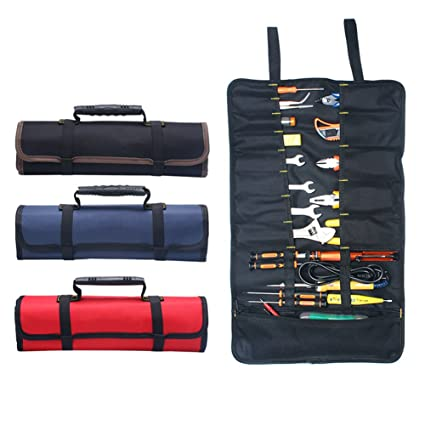 Confident Tool Bag Storage Pouch Screwdriver Wrench Electrician Waterproof Installation Tool Parts