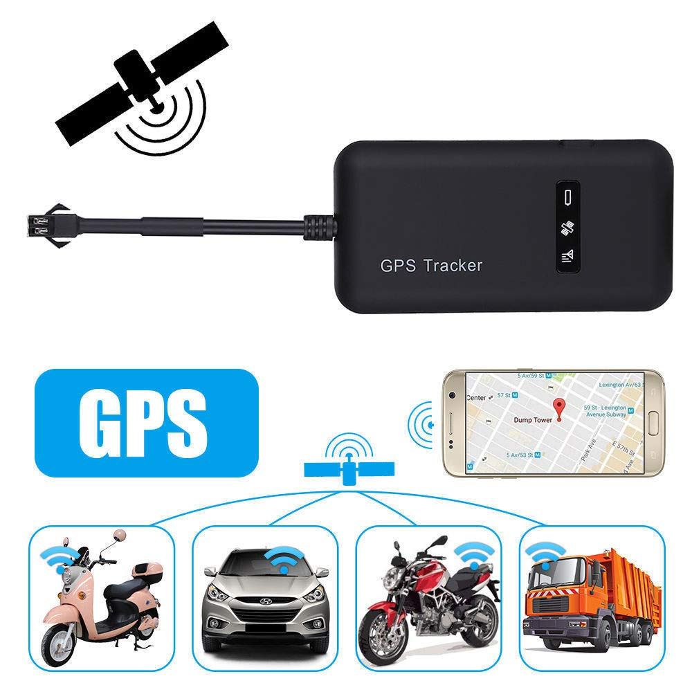 GPS Tracker for Vehicles with SOS Function/Anti-theft Device/Vehicle Location/Trajectory Reproduction/Hazard Management/Fatigue Travel Alarm/Overspeed Alarm/Mobile Search/Switch off the Alarm Function