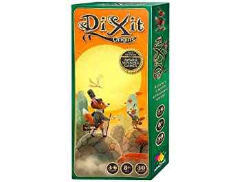 Dixit: Origins: Amazon.es: Juguetes y juegos