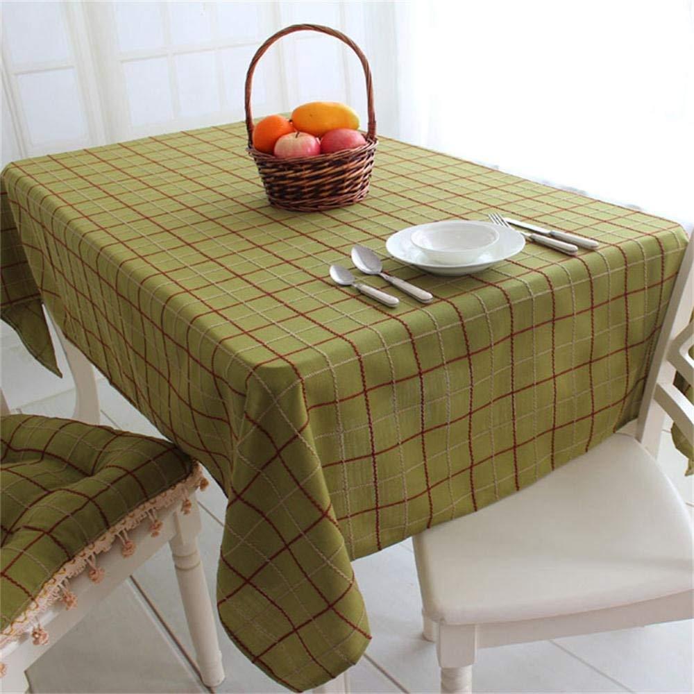QYM - ヨーロッパタイプの高ランク - アメリカの牧歌的なスタイルの長方形のテーブル (サイズ : 140*220cm) 140*220cm  B07SK13VC9